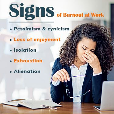 20 Signs of Burnout at Work Pessimism