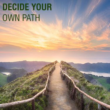 Decide Your Own Path