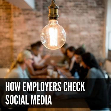 How Employers Check Social Media