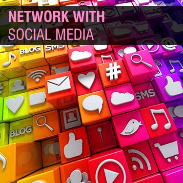 Network with Social Media
