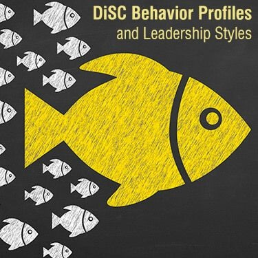 DiSC Behavior Profiles and Leadership Styles