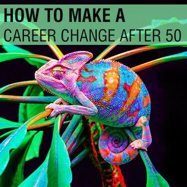 How to Make a Career Change After 50