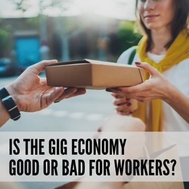 Is the Gig Economy Good or Bad for Workers