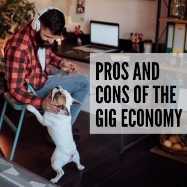 Pros and Cons of Gig Economy