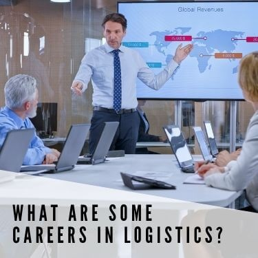 What are some careers in logistics