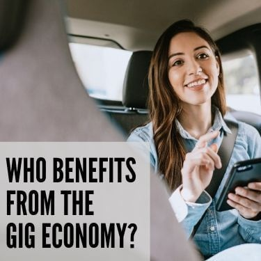 Who Benefits from the Gig Economy