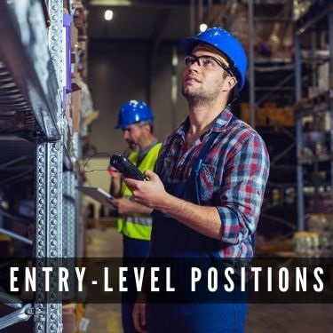 entry level positions