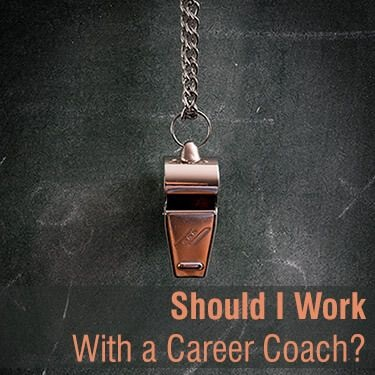 should I work with a career coach