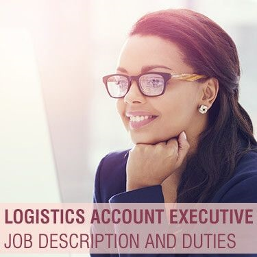 Logistics Account Executive Job Description and Duties